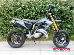 TM racing SMM 125 Black Dream 2007 #4
