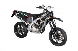 TM racing SMM 125 Black Dream 2008