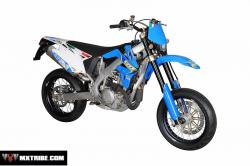 TM racing SMM 450 F Black Dream e.s. 2006