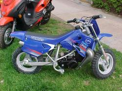 Tomos Cross Minibike #2