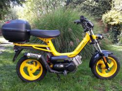 Tomos Youngst r Racing 2006 #7
