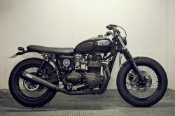 Triumph Bonneville, Utah made