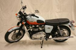 Triumph Bonneville 50th #12