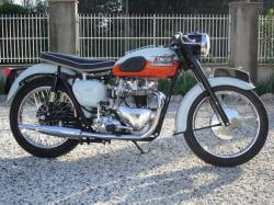 Triumph Bonneville 50th #14