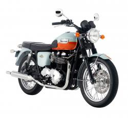 Triumph Bonneville 50th #2