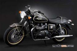 Triumph Bonneville 50th #3
