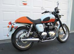 Triumph Bonneville 50th #7