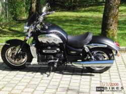 Triumph Rocket III Roadster 2012 #12