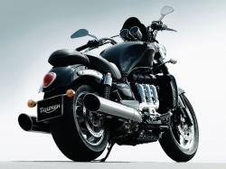 Triumph Rocket III Roadster 2012 #2
