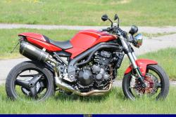 Triumph Speed Triple 2004 #11