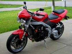 Triumph Speed Triple 2004 #6
