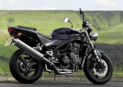 Triumph Speed Triple 2004 #8