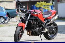 Triumph Speed Triple 2004 #9