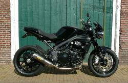 Triumph Speed Triple 2008 #11
