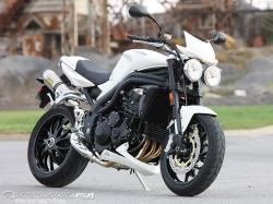 Triumph Speed Triple 2008 #2