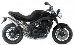 Triumph Speed Triple 2008 #8