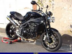 Triumph Speed Triple 2008 #9