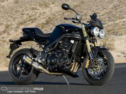 Triumph Speed Triple 2009 #12