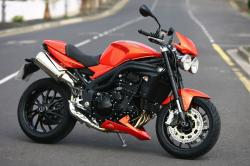 Triumph Speed Triple 2009 #3