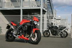 Triumph Speed Triple 2009 #4