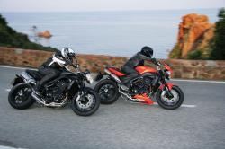 Triumph Speed Triple 2009 #6