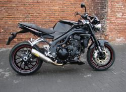 Triumph Speed Triple 2009 #8