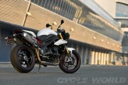 Triumph Speed Triple R 2012 #12