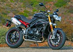 Triumph Speed Triple R 2012 #4