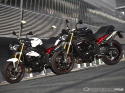 Triumph Speed Triple R 2012 #5