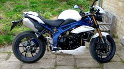 Triumph Speed Triple SE #10