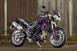 Triumph Super motard #10