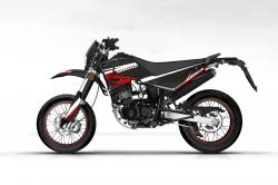 Triumph Super motard #2