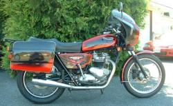 Triumph T 140 E Bonneville Executive 1982