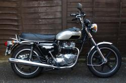 Triumph T 140 E Bonneville Executive 1983