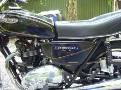 Triumph T140 ES Bonneville Royal Limited Edition #9