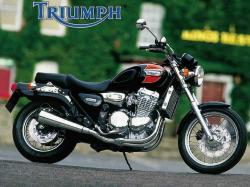 Triumph Trident 750 (reduced effect) 1991 #5