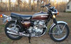 Triumph Trident 750 (reduced effect) 1991 #6