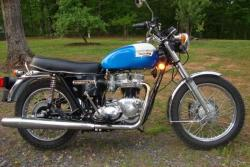 Triumph Trident 750 (reduced effect) #3