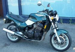 Triumph Trident 750 (reduced effect) #4