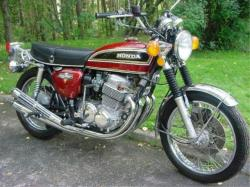 Triumph Trident 750 (reduced effect) #7