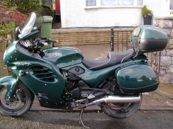 Triumph Trophy 1200 (reduced effect) #11