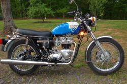 1991 Triumph Trophy 1200 (reduced effect)