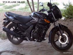 TVS Flame DS 125 2010 #5
