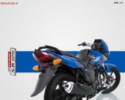 TVS Flame DS 125 2010 #6