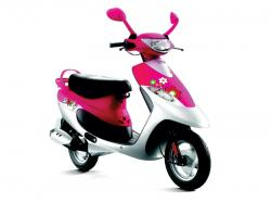 TVS Scooty PEP Plus 2011
