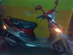 TVS Scooty PEP Plus 2011 #7