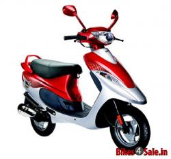 TVS Scooty PEP Plus 2011 #2