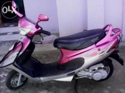 TVS Scooty PEP Plus 2011 #3