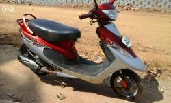 TVS Scooty PEP Plus 2011 #4