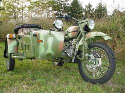 Ural Gear Up 750 2007 #10